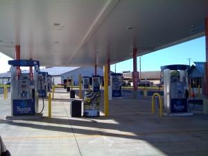 Sams Club Gas Station