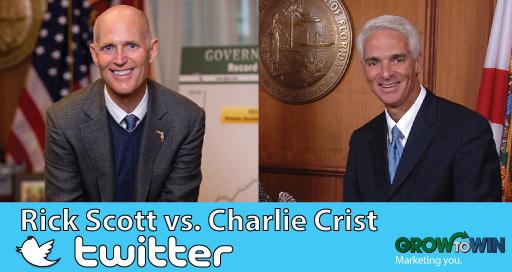 Rick-Scott-Twitter-vs-Charlie-Crist-Twitter